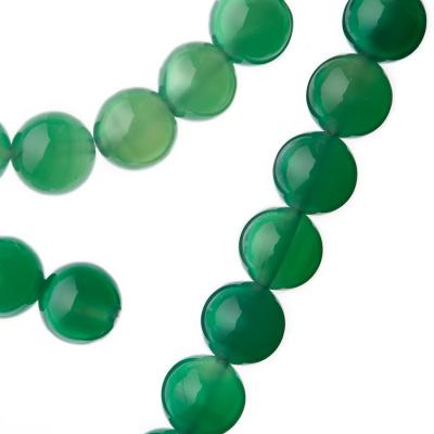 Agata Verde - sfera liscia da 10mm
