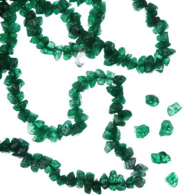Avventurina Verde - Filo di chips da 80cm