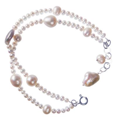 Bracciale di Perle d'acqua dolce