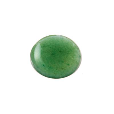 Cabochon in Avventurina - Tondo diametro 2 cm