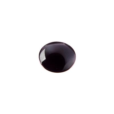 Cabochon in Ematite - Tondo diametro 1.4 cm
