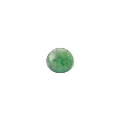 Cabochon in Avventurina- Tondo diametro 1 cm