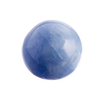 Sfera di Calcite Blu per Cristalloterapia