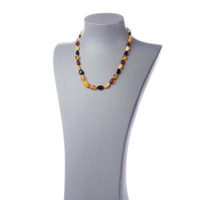 Collana di Ambra multicolore
