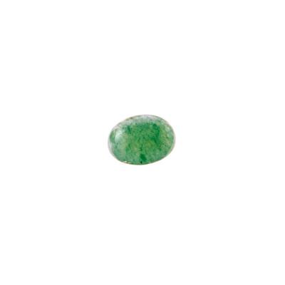 Cabochon in Avventurina - Ovale 1x0.8x0.4 cm