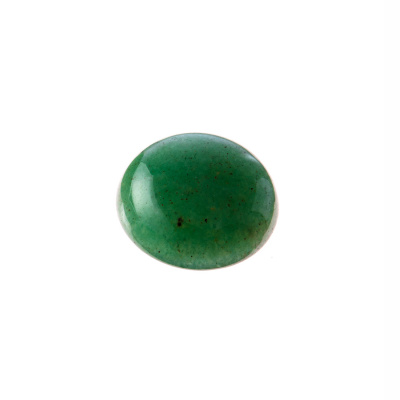 Cabochon in Avventurina - Tondo diametro 1.8 cm