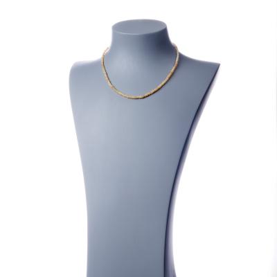 Collana a rondelle di Opale e Argento 925