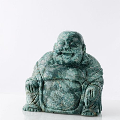 Budda in Amazzonite