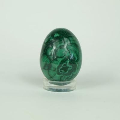 Uovo in Malachite
