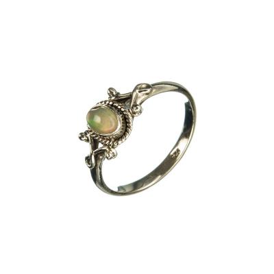 Anello in Opale e Argento 925