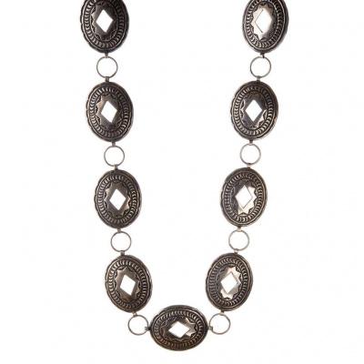 Collana Cintura Navajo in Argento 925
