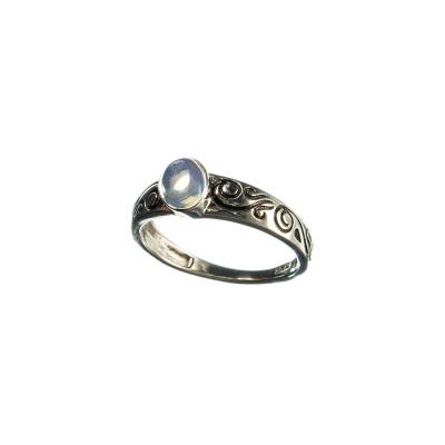 Anello di Opale e Argento 925