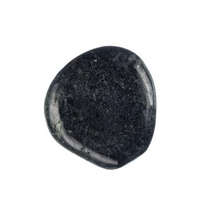 Astrofillite piatta, liscia e burattata