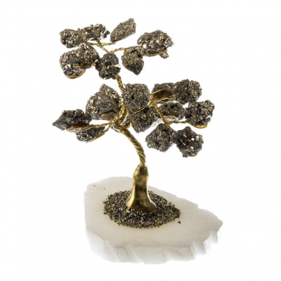 Albero Bonsai in Pirite Medium