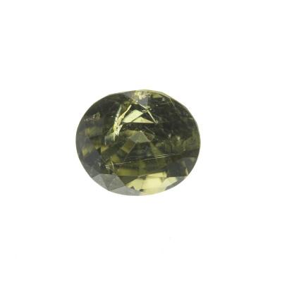 Gemma di Zircone Verde 0.95x1.05x0.7