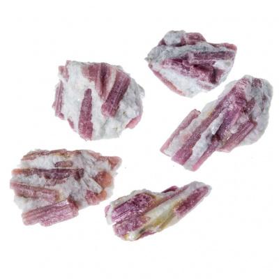 Tormalina Rosa Rubellite naturale grezza 30-40 grammi
