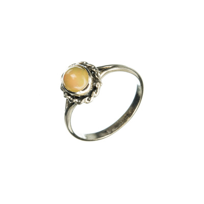Anello con Opale e Argento 925