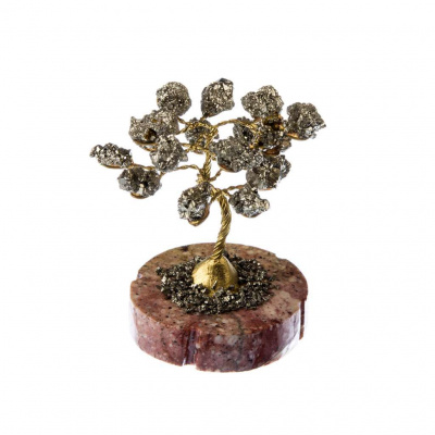 Albero Bonsai in Pirite Small