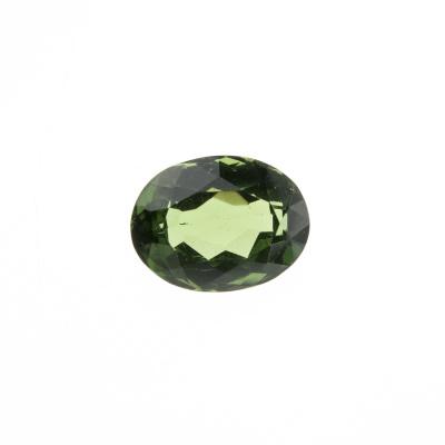 Gemma di Apatite verde - 5.46 carati 0.96x1.27x0.6