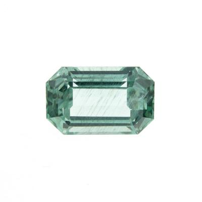 Gemma di Apatite azzurra - 14.35 carati 1.18x1.76x0.8