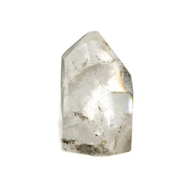 Prisma di Quarzo Ialino/Cristallo di Rocca - 563 gr.