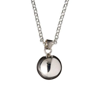 Ciondolo Chiama Angeli in Argento 925 - diametro 1.4 cm