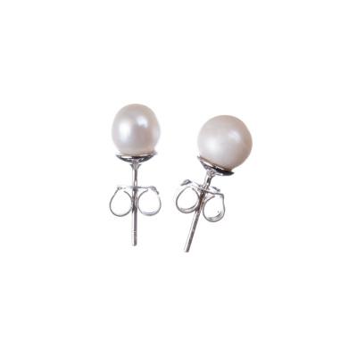 Orecchini in Perle e Argento 925