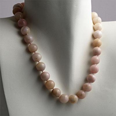 Collana Corta di Opale Andino e Ag 925