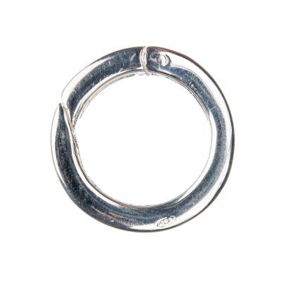 Chiusura anello in Argento 925 - diametro 2.2 cm - 1 pz.