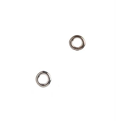 Anello chiuso in Argento 925 - diametro 0.45 cm - 10 pz.