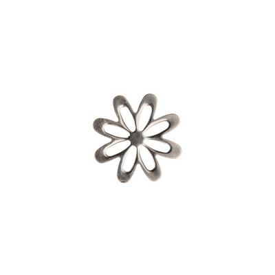Pendente fiore 2.1x0.5 cm - 1 pz.