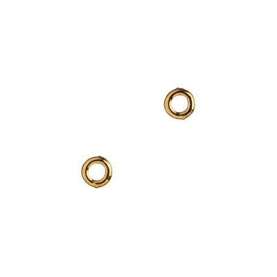 Anello chiuso in Argento 925 - diametro 0.4 cm - 10 pz.