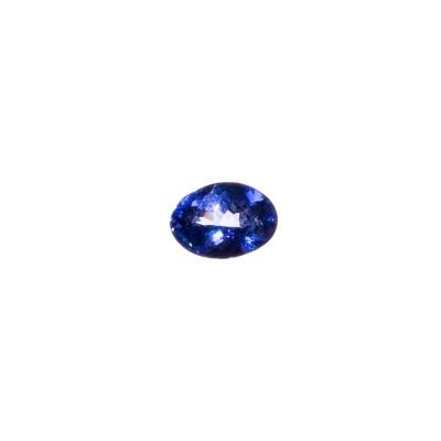 Gemma di Tanzanite - Taglio Ovale 0.5x0.8 - 1.22 ct.