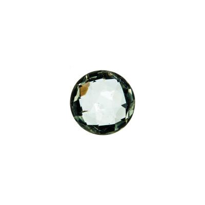 Gemma di Prasiolite - diametro 1 cm - 3.05 carati