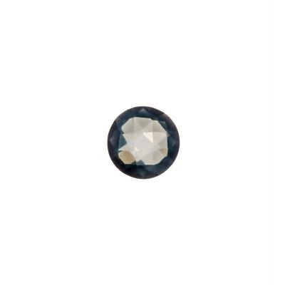 Gemma di Quarzo Rosa - 1.50 carati - Tondo 0.8 cm diametro