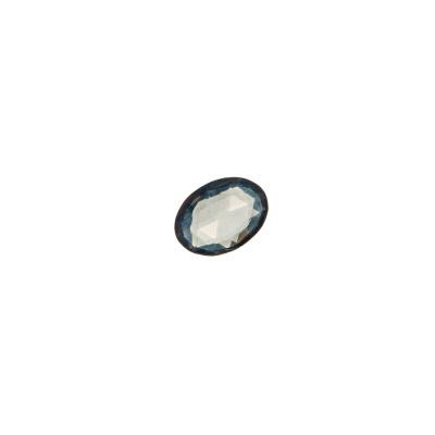 Gemma di Quarzo Rosa - 0.82 carati - Ovale 0.5x0.7