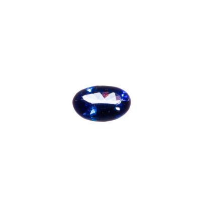 Gemma di Tanzanite - Taglio Ovale 1x0.7 - 1.81 ct.