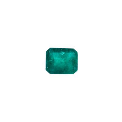 Gemma di Smeraldo - Taglio Smeraldo 0.84x0.84 - 2.24 ct.