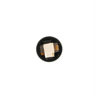 Gemma di Quarzo Fumè - 1.75 carati - Tondo 0.8 cm diametro