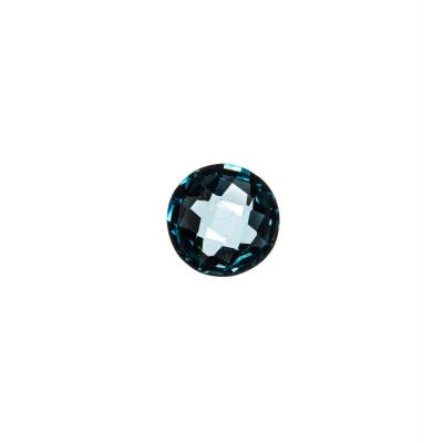Gemma di Topazio - 2.17 carati - Tondo 0.8 cm diametro
