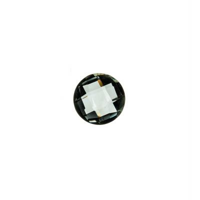 Gemma di Prasiolite - diametro 0.8 cm - 1.70 carati