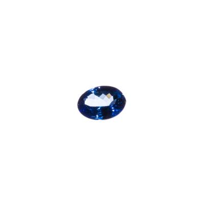 Gemma di Tanzanite - Taglio Ovale 0.6x0.8 - 1.28 ct.