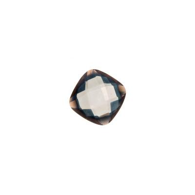 Gemma di Quarzo Rosa - 1.81 carati - Quadrato 0.8x0.8