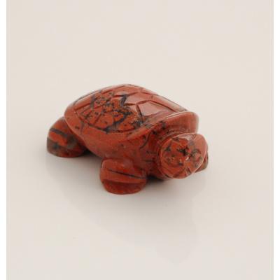 Tartaruga in Diaspro Rosso
