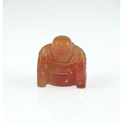 Buddha in Corniola