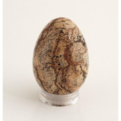 Uovo in Pietra Paesina