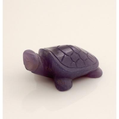 Tartaruga in Calcite Blu