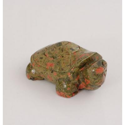 Tartaruga in Unakite