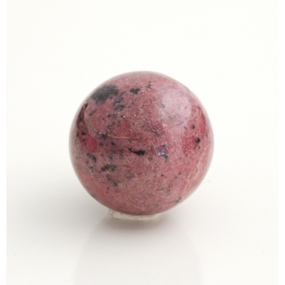 Sfera in Rodonite
