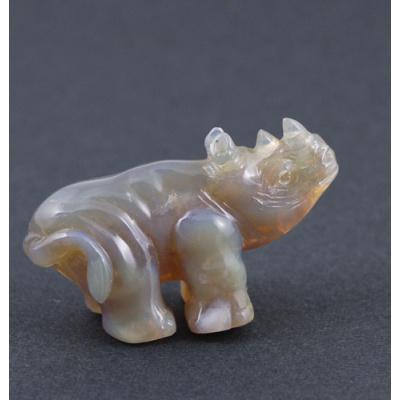 Rinoceronte in Opale